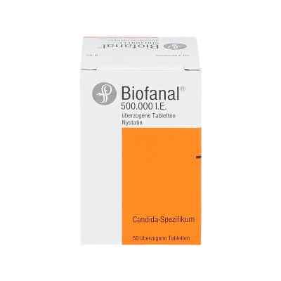 Biofanal Tabl.ueberzogen