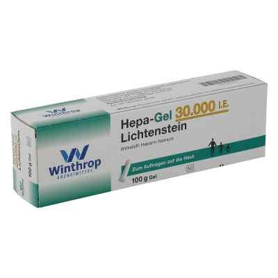 Hepa Gel 30 000 I.e. Lichtenstein