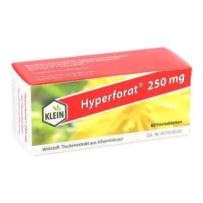 Hyperforat 250 mg Filmtabl.  zamów na apo-discounter.pl