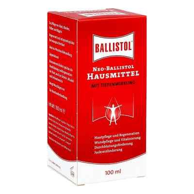 Neo Ballistol domowy lek w płynie  zamów na apo-discounter.pl