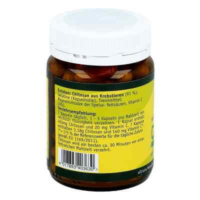 Chitosan 480 mg kapsułki  zamów na apo-discounter.pl