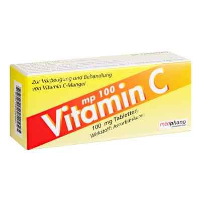 Vitamin C 100 mg Drag.  zamów na apo-discounter.pl