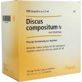 Discus comp. N mit Kalmia w ampułkach   zamów na apo-discounter.pl