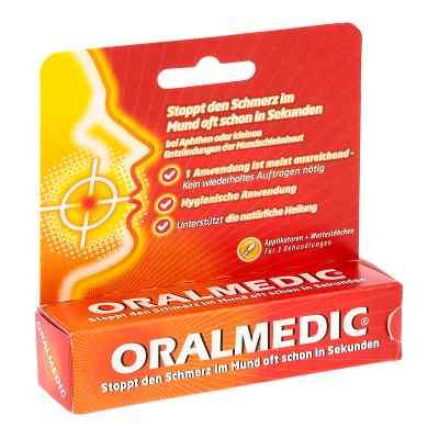 Oralmedic aplikator na afty  zamów na apo-discounter.pl