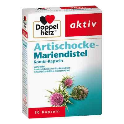 Doppelherz karczoch+oset na wątrobę  zamów na apo-discounter.pl