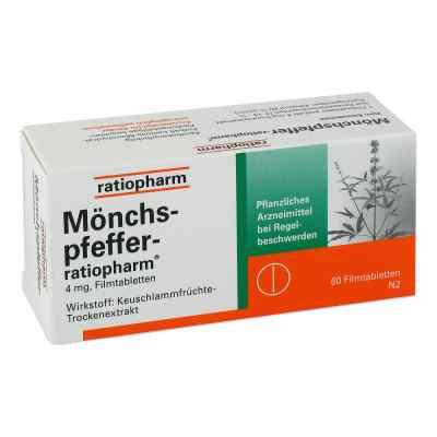 Moenchspfeffer ratiopharm Filmtabl.  zamów na apo-discounter.pl