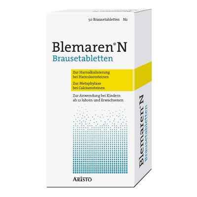 Blemaren N Brausetabl.  zamów na apo-discounter.pl