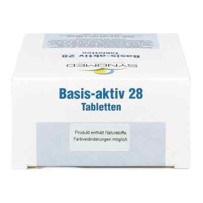 Basis Aktiv 28 tabletki.  zamów na apo-discounter.pl