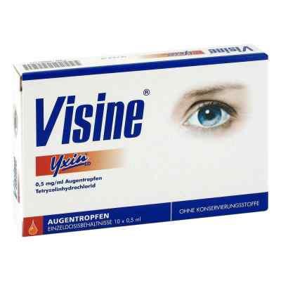 Visine Yxin Ed Einzeldosispip.