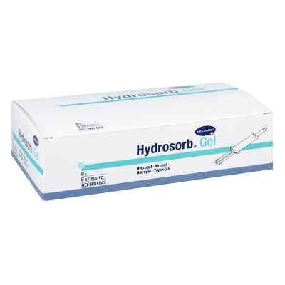 Hydrosorb Gel steril Hydrogel  zamów na apo-discounter.pl