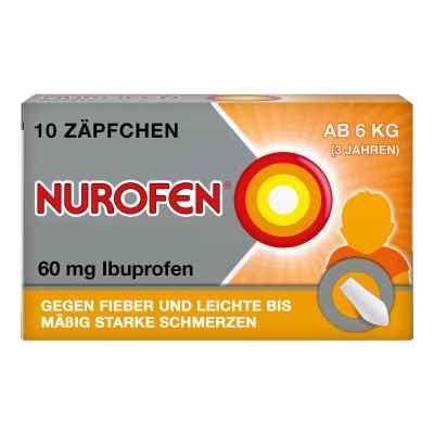 Nurofen Junior Zaepfchen 60 mg  zamów na apo-discounter.pl
