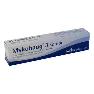 Mykohaug 3 Kombi 3 Vagtbl./25g Creme  zamów na apo-discounter.pl