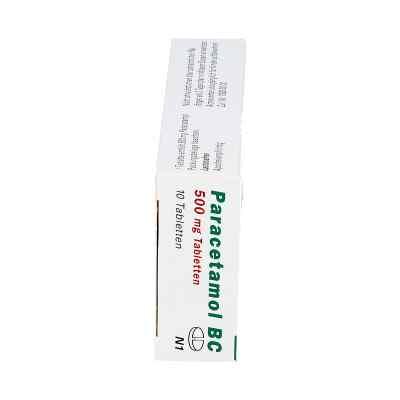 Paracetamol Bc 500 mg Tabl.