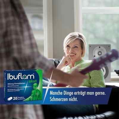 Ibuflam akut 400 mg Filmtabl.