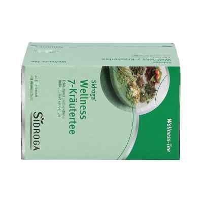 Sidroga Wellness 7 Ziół herbata w saszetkach  zamów na apo-discounter.pl