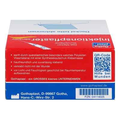 Gothaplast Injektionspfl.sensitiv 1,7cmx4cm  zamów na apo-discounter.pl