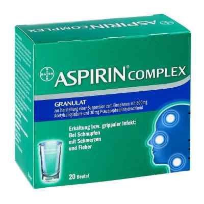 Aspirin Complex granulat  zamów na apo-discounter.pl