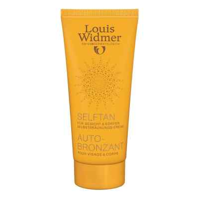 Louis Widmer Selftan samoopalacz lekko perfumowany  zamów na apo-discounter.pl