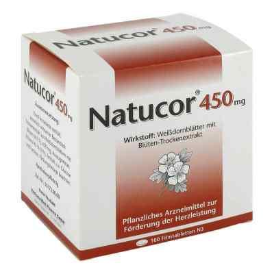 Natucor 450 mg Filmtabl.