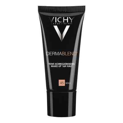 Vichy Dermablend 45 Gold podkład korygujący   zamów na apo-discounter.pl