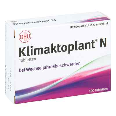 Klimaktoplant N w tabletkach  zamów na apo-discounter.pl