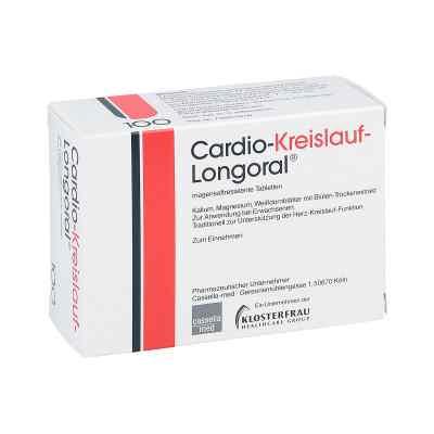 Cardio Longoral tabletki odporne na działanie soków trawiennych