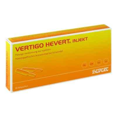 Vertigo Hevert Injekt Amp.