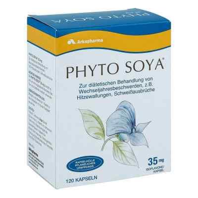 Phyto Soya 35 mg kapsułki  zamów na apo-discounter.pl