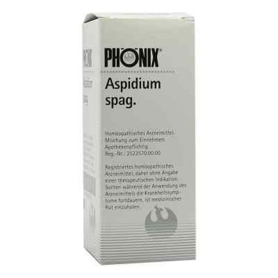 Phoenix Aspidium spag. Tropfen  zamów na apo-discounter.pl