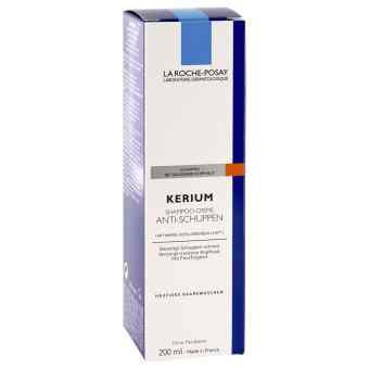 La Roche Posay Kerium szampon - łupież suchy  zamów na apo-discounter.pl