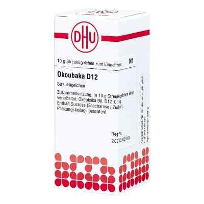 Okoubaka D 12 Globuli  zamów na apo-discounter.pl