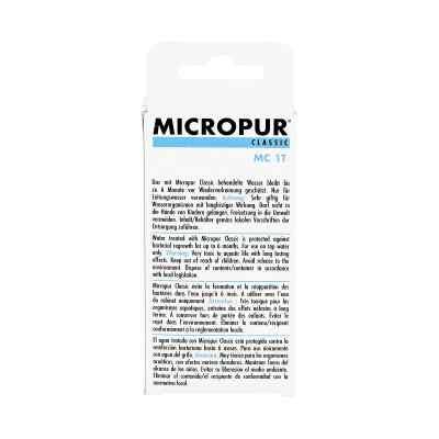 Micropur Classic Mc 1t Tabletten  zamów na apo-discounter.pl