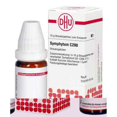 Symphytum C 200 Globuli  zamów na apo-discounter.pl
