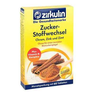 Zirkulin Zimt Plus tabletki na metabolizm cukru  zamów na apo-discounter.pl