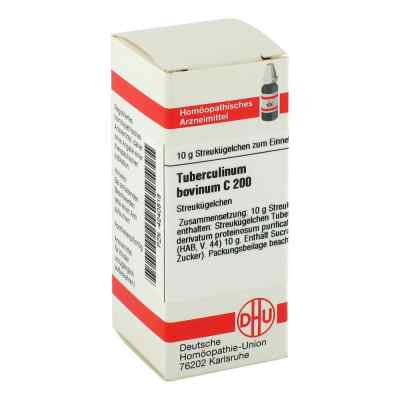 Tuberculinum Bovinum C 200 globulki