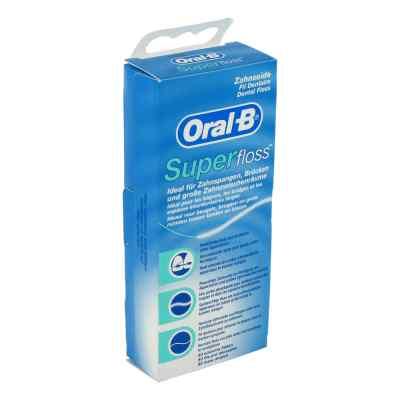 Oral B Super Floss Zahnfaeden  zamów na apo-discounter.pl