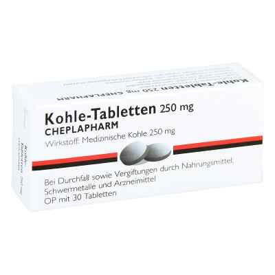 Tabletki węglowe  zamów na apo-discounter.pl