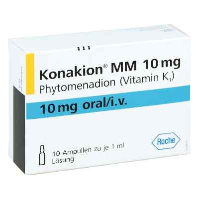 Konakion Mm 10 mg Amp.