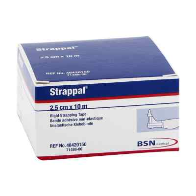 Strappal Tapeverband 10 m x 2,5 cm