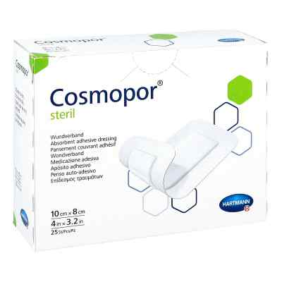 Cosmopor steril 10x8cm  zamów na apo-discounter.pl