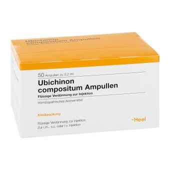 Ubichinon compositus ampułki   zamów na apo-discounter.pl