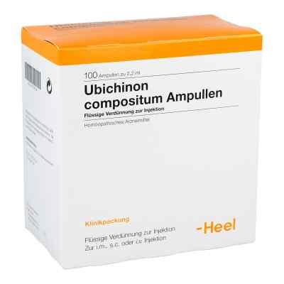 Ubichinon compositum ampułki   zamów na apo-discounter.pl