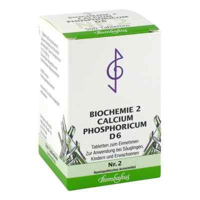 Biochemie 2 Calcium phosphoricum D 6 Tabl.  zamów na apo-discounter.pl