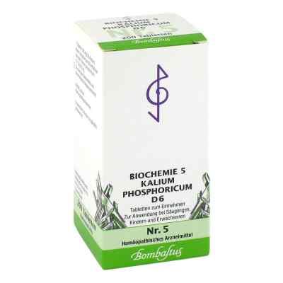 Biochemie 5 Kalium phosphoricum D 6 Tabl.  zamów na apo-discounter.pl