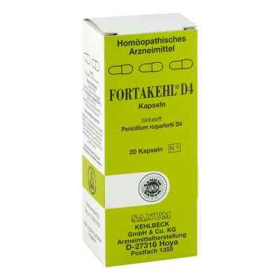 Fortakehl D 4 Kapseln  zamów na apo-discounter.pl