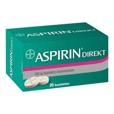 Aspirin Direkt Kautabl.  zamów na apo-discounter.pl