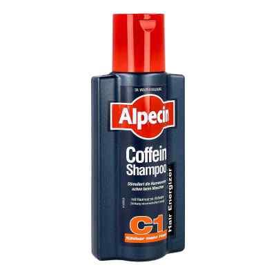 Alpecin Energizer C1 Szampon z kofeiną dla mężczyzn  zamów na apo-discounter.pl