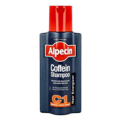 alpecin c1 szampon z kofeiną na wypadanie włosów