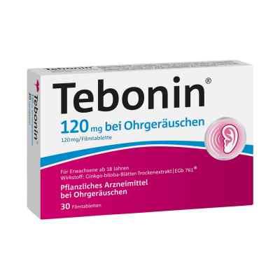 Tebonin 120 mg w tabletkach powlekanych  zamów na apo-discounter.pl
