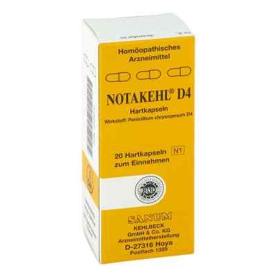 Notakehl D 4 kapsułki  zamów na apo-discounter.pl